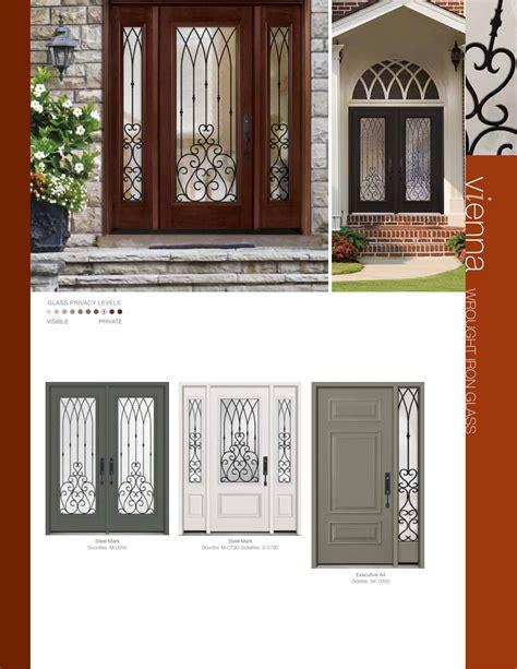 Front Entry Door Systems Steel Fiberglass Trutech Front Door Systems