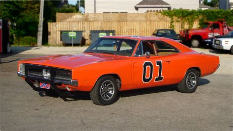 General Lee   Cars and Cranks