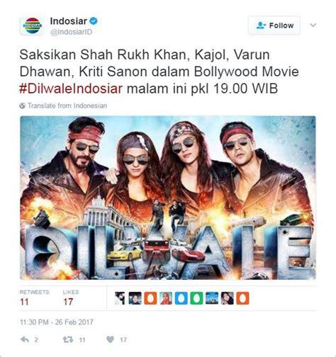 film india tersedih dan romantis diberi sanksi tak tayangkan da 4 sementara indosiar
