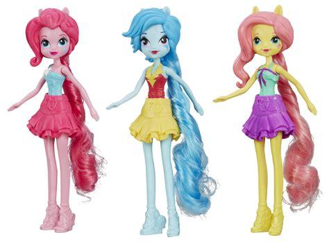 My Pony Cutie Magic Sunset Shimmer Figure Original Hasbro mlp equestria basic doll pinkie pie rainbow dash