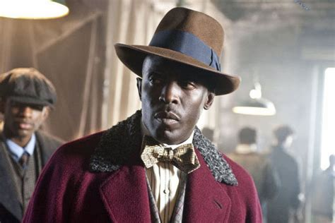 michael k williams chalky white binging boardwalk empire standard issue