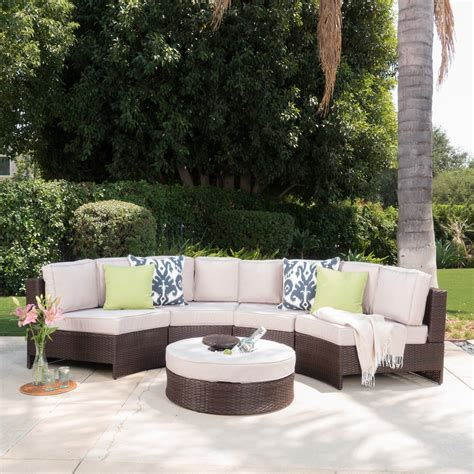 Online Store Riviera Ponza Outdoor Patio Furniture Wicker Low Price Patio Furniture Sets
