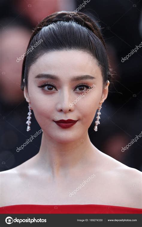 chinese actress images chinese actress fan bingbing stock editorial photo