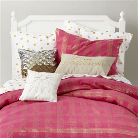 gold and pink bedding girls bedding kids room decor