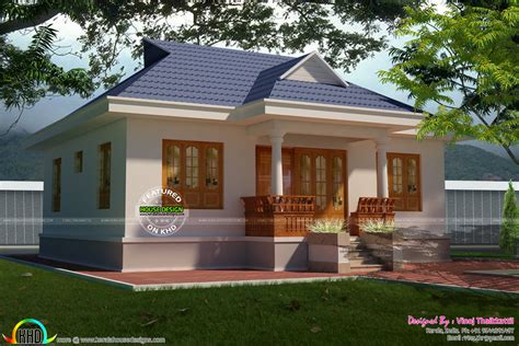 cute design of house june 2016 kerala home design and floor plans