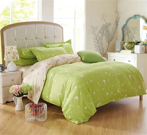 green bed sheets online get cheap bright green sheets aliexpress com