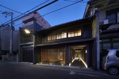 guest house  kyoto blue architecture design studio