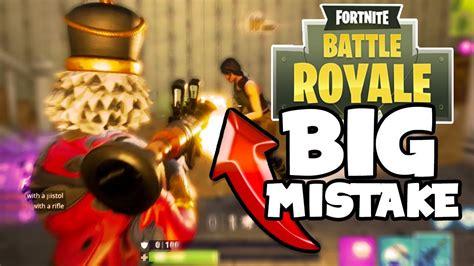 who makes fortnite battle royale fortnite top 5 mistakes bad players make in fortnite