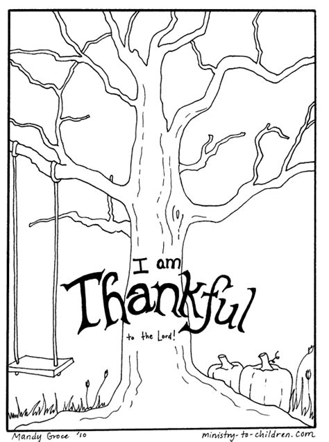 Ministry To Children Coloring Pages 10 thanksgiving coloring pages
