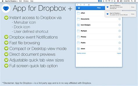 dropbox app for mac app for dropbox mac store store top apps app annie