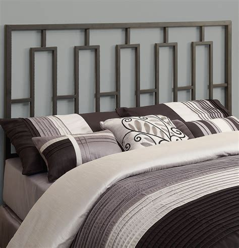 queen size headboards only satin black queen full size combo headboard only by