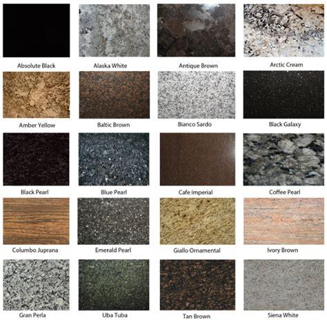 granite worktops colours   compliment mahogany