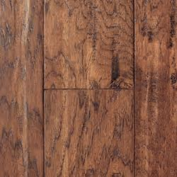 """Mullican Lincolnshire Hickory Champagne 5"""" Engineered Hardwood"""