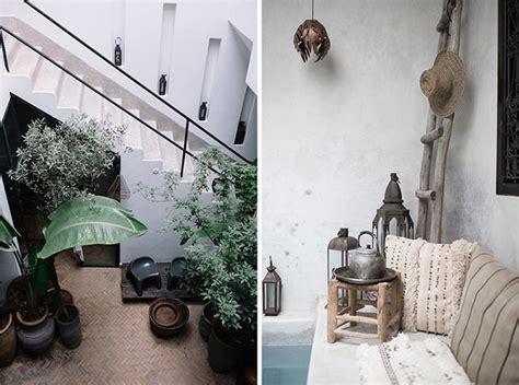 La Maison Interiors by Riad La Maison Interior Marrakech 8 Design Visual