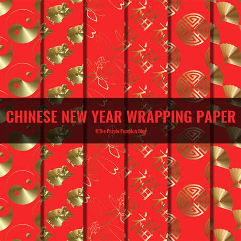 new year wrapping free printable new year wrapping paper 187 the