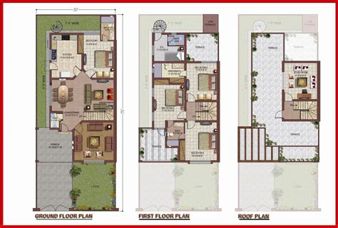 Home Design For 7 Marla by House Designs Pakistan 10 Marla Home Deco Plans