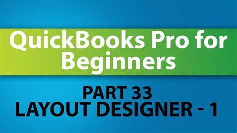 quickbooks tutorial part 1 quickbooks training tutorial part 33 quickbooks pro