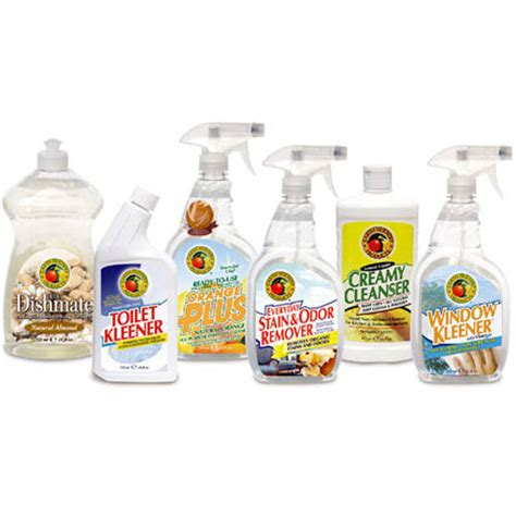 earth friendly products kitchen and bathroom cleaning