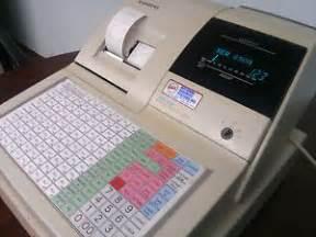 samsung ser 6500 cash register used good working condition