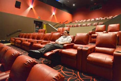 recliner movie theater amc hopes chance to recline will make folks movie inclined