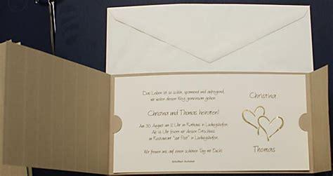 Hochzeitskarte Text by Hochzeitskarte In Ocker Mit Nadelstreifen U Goldene