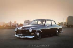 Stanceworks Volvo Stance Works Keith Ross S Slammed 1966 Volvo 122