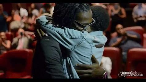 BEST PROPOSAL EVER   Movie Theater Surprise Proposal   YouTube