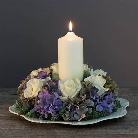 christmas table wreath centerpieces 172 best images about fresh flower rings and wreaths on hurricane ls