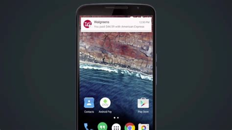 Android Pay Max Limit by Android Pay Now Lets You Buy Things With Your Fingerpri