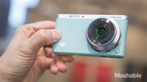samsung mini nx samsung debuts the ultimate selfie the nx mini