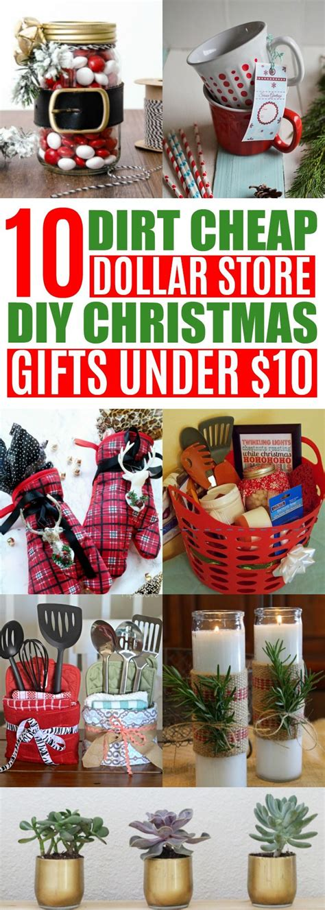 good cheap gifts for extended family 10 diy cheap gift ideas from the dollar store 10 dollar stores friends