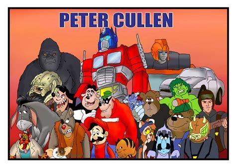 gallery gt peter cullen eeyore