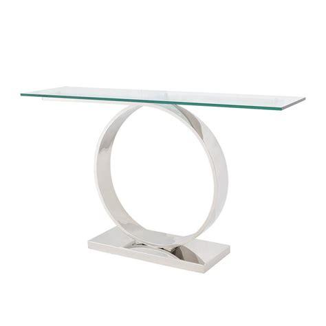 infinity console infinity console table el dorado furniture