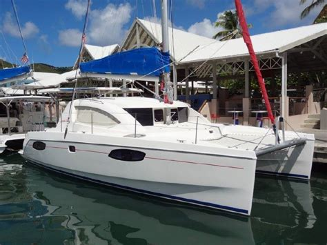 catamaran used used leopard catamarans 38 for sale yachts for sale