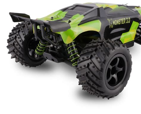 Ferngesteuertes Auto Monster Truck by Rc Monster Truck Ferngesteuerter Truck 45 Km H Schnell