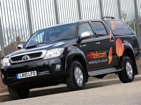 Toyota Hilux Airbag Recall Toyota Hilux Recall Business Vans