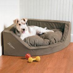 boat dog bed with anchor toy 129 luxury corner dog bed use the personalized corner