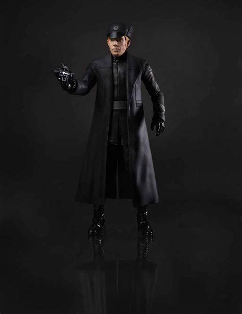 Wars The Awakens Basic Figure General Hack Hux hasbro s new wars black series figures revealed at nycc 2015 sci fi page