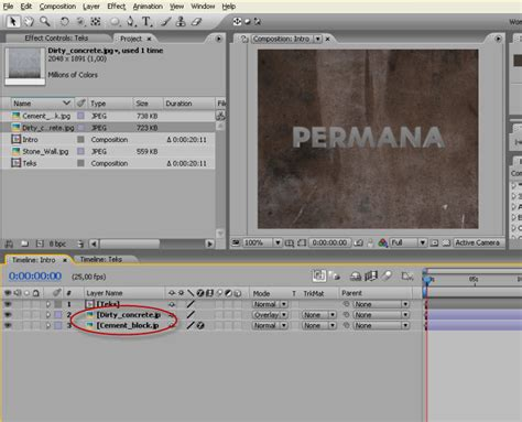 membuat gambar bergerak after effect tutorial cara membuat animasi film dengan after effect