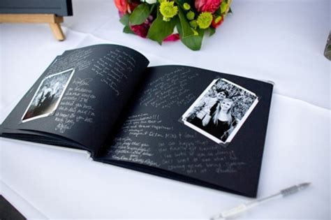 diy wedding guestbook ideas