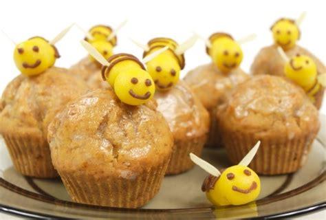 cucina bambini miele muffin al miele per la merenda dei bambini torte al