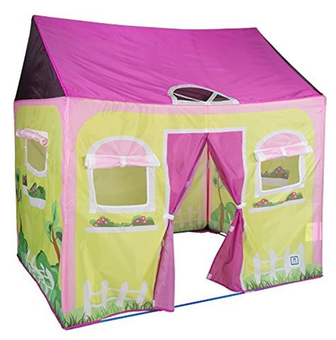 amazon com pacific play tents kids tree house bed tent playhouse best indoor play tents