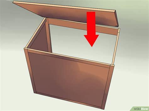 come costruire un armadietto come costruire un armadietto 15 passaggi illustrato