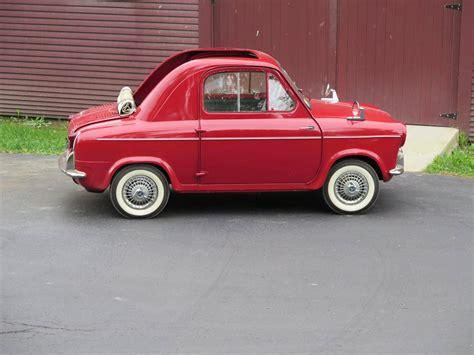 Vespa 400 Car For Sale by 1961 Vespa 400 For Sale 1880591 Hemmings Motor News