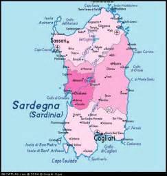 Sardinia Italy Map by Map Of Sardegna Map Sardegna Sardinia Italy Italy Atlas
