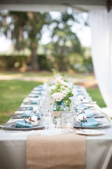Burlap Table Runners For Wedding by It