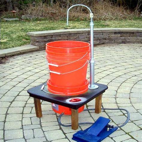 Handmade Outdoor Gear - field sink