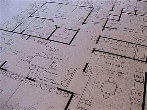 Frasier Apartment Floor Plan planos de edificios de serie televisi 243 n el pa 205 s