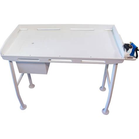 fillet table with sink fillet table with sink 48 quot x 21 quot boat outfitters