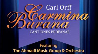 Guest And Giveaway Burana event carmina burana 2 48am everything kuwait